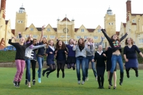 16 It's fun to be at Roedean